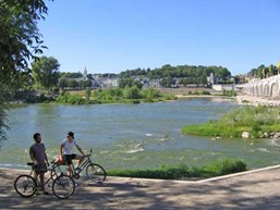 Cykelferie i Frankrig
